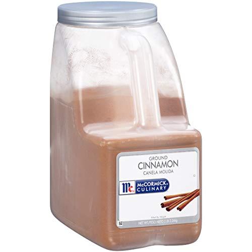 McCormick Culinary Ground Cinnamon, 5 lbs