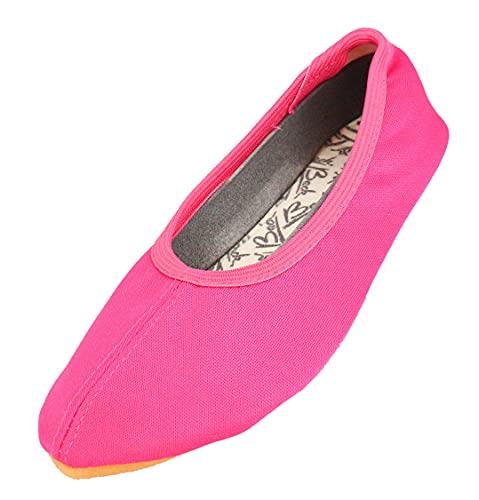 Beck Basic pink 070, Mädchen Sportschuhe - Gymnastik, pink, EU 24
