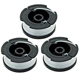 LBK 0.065' Spool for BLACK+DECKER String Trimmers (Replacement Autofeed Spool), compatible with BLACK+DECKER...