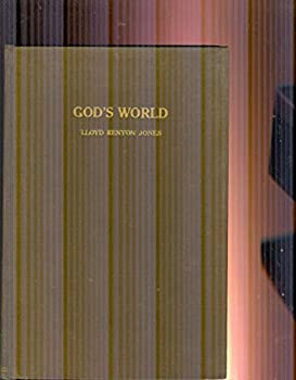 Hardcover God's World; a Treatise on Spiritualism, Founded on Transcripts of Shorthand Notes taken down over a Period of Five Years in the Seance Room of the William T. Stead Memorial Center Book