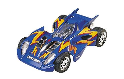 タミヤ ミニ四駆特別企画商品 リアルミニ四駆 スピンコブラ プラモデル (ディスプレイモデル) 95567