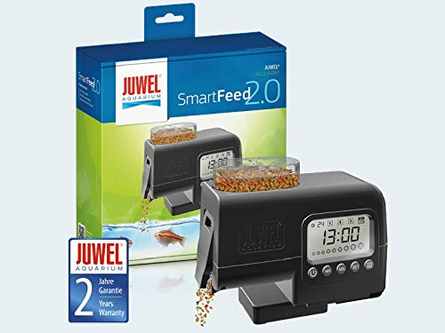 JUWEL Futterautomat für Aquarien SmartFeed Smart 2,0 Premium-Automat