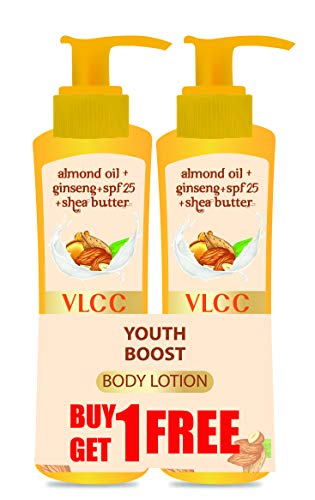 VLCC Youth Boost Body Lotion SPF 25 | PA+++, 400 ml (Buy...