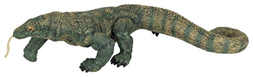 Papo Wild Animal Kingdom Figure, Komodo Dragon