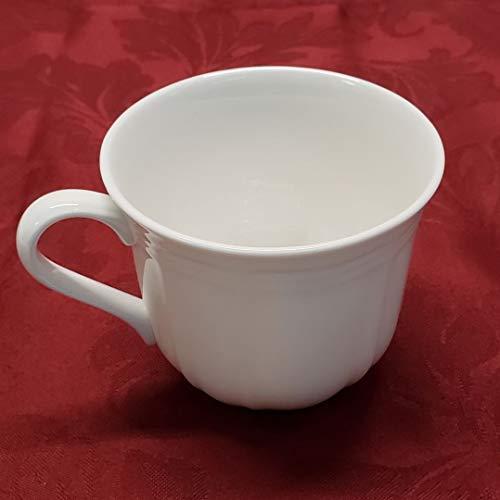 Mikasa Antique White Teacup, 11-Ounce