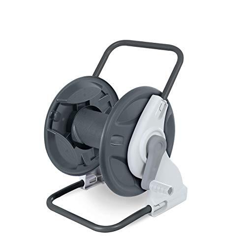 REHAU Schlauchhalter Allround für 50m Schlauch, extra Stabiler Halt bei gleichzeitig geringem Gewicht, Komfortables Aufrollen