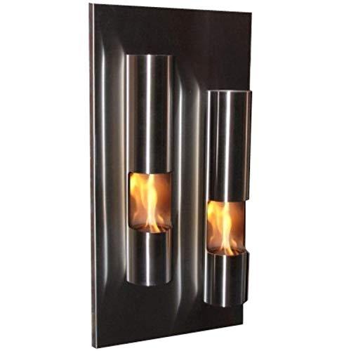 Designer Gelkamin Ethanolkamin Kaminofen Wandkamin Kamin Fire Tower Edelstahl - Wählen Sie aus XL/XXL (XXL)