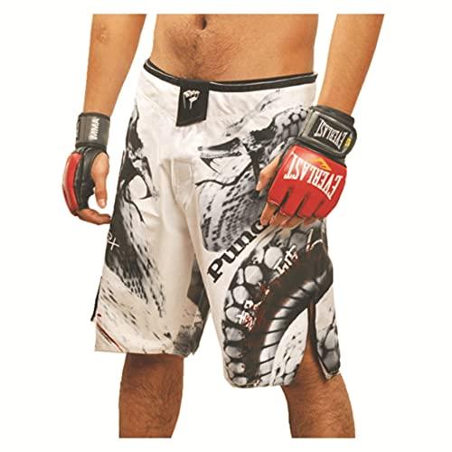 Herren Sanda Fight Training Shorts,...