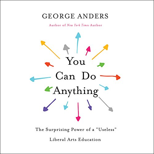 You Can Do Anything audiobook cover art