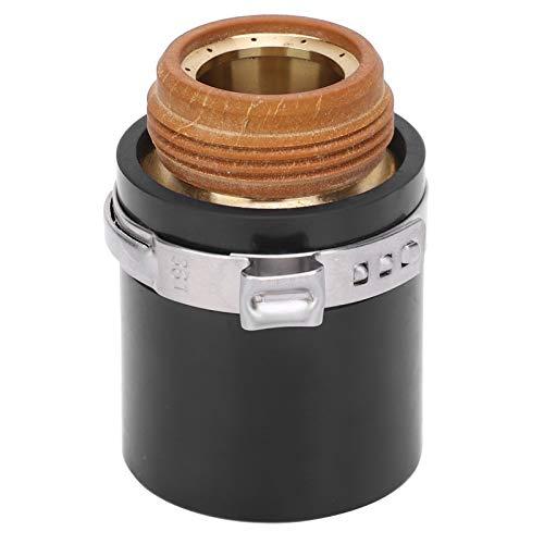Tapa de retención, resistencia Tapa de retención de cerámica Resistencia a la oxidación para cortar consumibles para máquina de corte por plasma