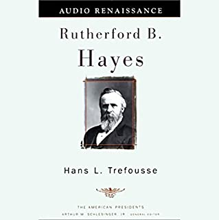 Rutherford B. Hayes audiobook cover art