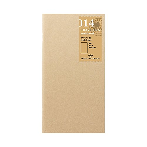 Traveler's Notebook Refill Kraft Paper [14365006]