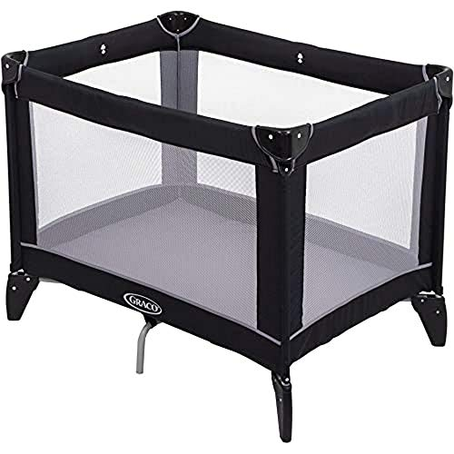 Graco Compact Travel Cot (Birth to 3 Years Approx.) with Signature Graco...