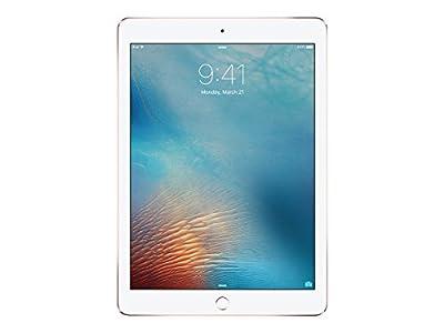 """Apple iPad Pro 9.7"""" 32GB Wi-Fi - Rose Gold (Renewed)"""