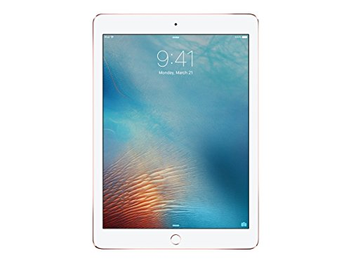 Apple iPad Pro 9.7' 32GB Wi-Fi - Rose Gold (Renewed)