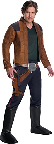 STAR WARS Solo Story Han Solo Deluxe Adult Costume - Standard
