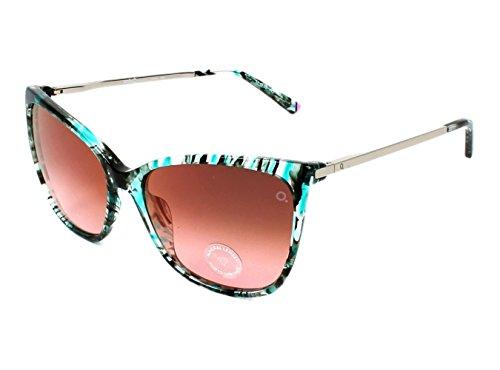 Etnia Barcelona Gafas de sol Diamant TQPK Turquesa Rosa 100% Auténtico Nuevo