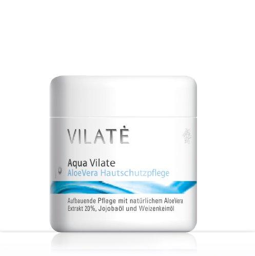 Aqua Vilate Feuchtigkeitscreme mit Aloevera / 100 ml