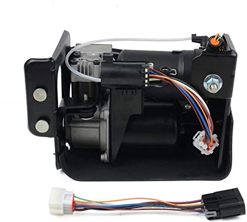 949-001 949-099 Air Ride Suspension Compressor Pump Fits for Cadillac Escalade Chevy Avalanche Suburban Tahoe GMC Yukon 2001-2016 Replace# 15254590 4J-0003C 949001 949099