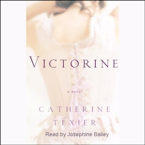 Victorine audiobook cover art