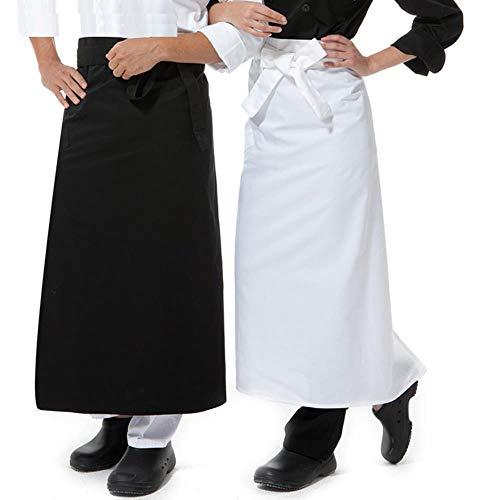 Oiuytghjkl schort chef-kok mannen werken schorten horeca restaurant keuken schorten