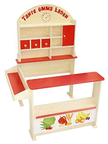 roba-kids - Tienda mostrador de verduras, multicolor (Roba Baumann 9293)