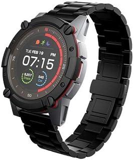 PowerWatch 2 Smart Watch – Premium Edition, kroppsvärmedriven Fitness Tracker Smart Watch, vattentät upp till 200 m, hudte...