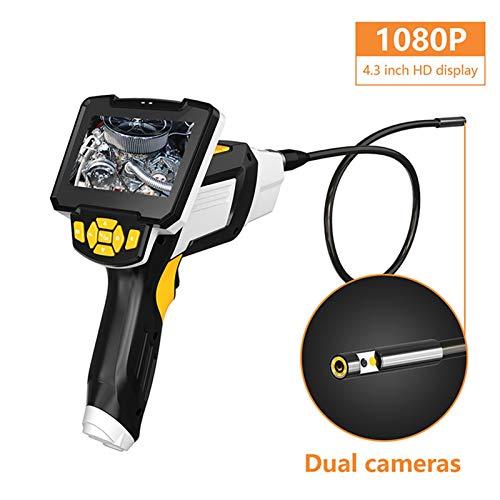 Endoscopio USB dual de la lente del endoscopio de la cámara de...