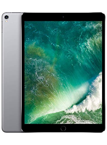 Apple iPad Pro 10.5 64GB Wi-Fi - Space Grey (Renewed)