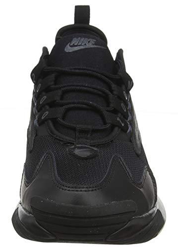 Nike Zoom 2K, Zapatillas de Deporte Hombre, Negro (Black/Black/Anthracite 002), 45 EU