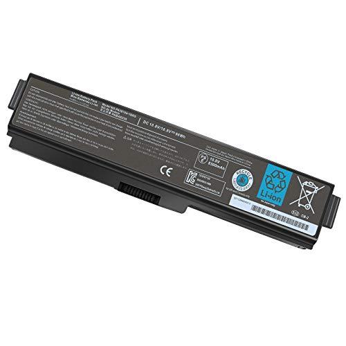 12 Cell PA3819U-1BRS PA3817U-1BRS Laptop Battery for Toshiba Satellite A665 C655 L675 M645 L655 C655D P755-S5390 P755-S5269 A665-S6050 A665-S6086 L755-S5167 L755-S5151 L755-S5170-12 Month Warranty
