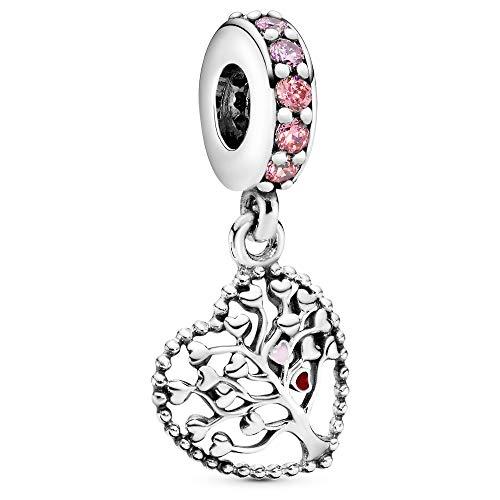 Pandora Bead Charm Donna argento - 796592czsmx