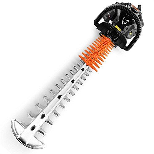 Fuxtec Benzin Heckenschere Profi FX-MHP126 mit XXL-Schwertlänge 800 mm Schwert Freischneider