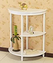 Best half moon console table with mirror Reviews