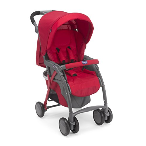 Chicco Buggy Simplicity Plus Top, rot