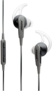 Bose SoundSport In-Ear Earphones for Samsung and Android Devices - Charcoal Black