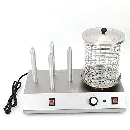 Máquina de Perritos Calientes Hot-Dog Machine - Máquina para hacer...