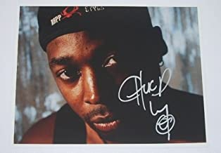 Public Enemy Fight the Power Chuck D Authentic Signed Autographed 8x10 Glossy Photo Loa