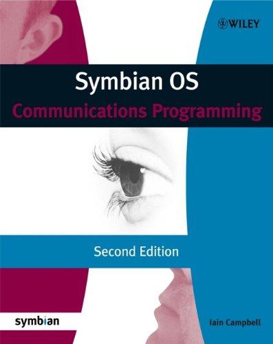 Symbian OS Communications Programming (Symbian Press)