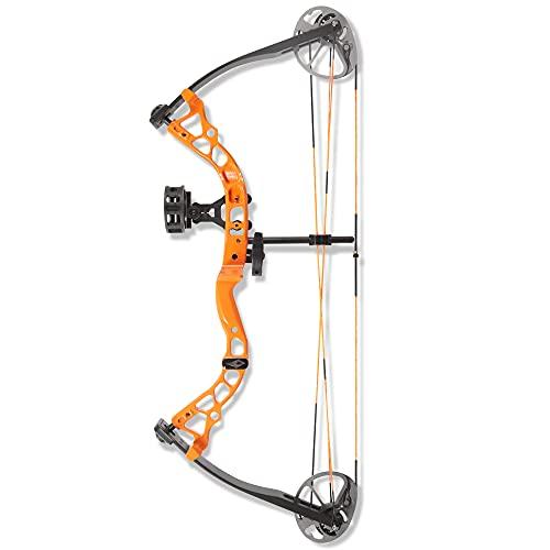 Diamond Archery Atomic Bright Orange Bow Package 29# Right Hand