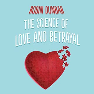 The Science of Love and Betrayal audiobook cover art
