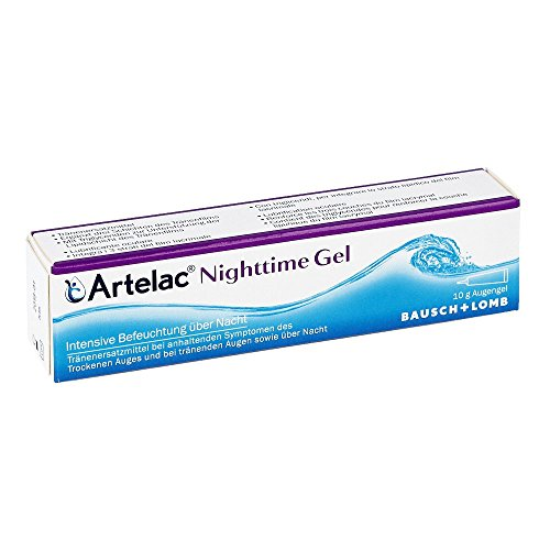 Artelac Nighttime Gel 1X10 g