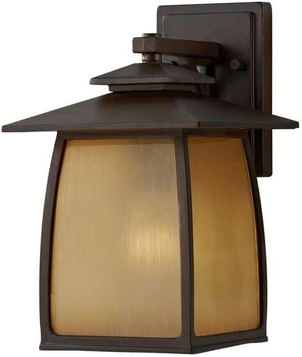 Feiss OL8501SBR Wright House Outdoor Patio lowest price Ultra-Cheap Deals Wall Lantern Lighting