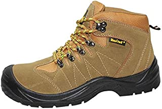 Safety Shoe High Ankle Executive