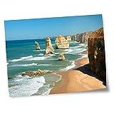 Destination Vinyl Prints - Póster (15 x 10 cm, papel fotográfico satinado brillante, 15 x 10 cm, 280 g/m², 15 x 10 cm)