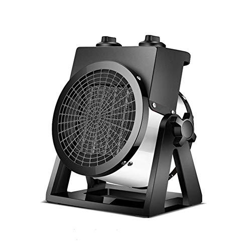 CHTB Büro Elektrische Heizung,Haushalt Klein Industrielle Space Heater Mit Überhitzen Schutz Zu Schlafzimmer Startseite Unter Schreibtisch-Weiß 220 * 125 * 240mm