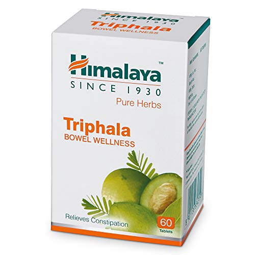 Himalaya Wellness Triphala Bowel Wellness |Relieves...