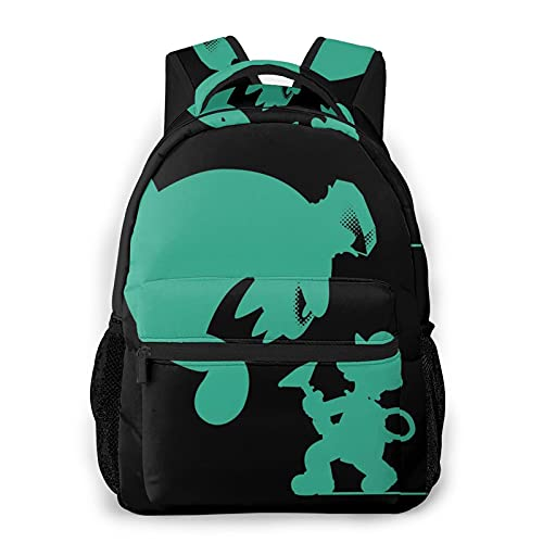Mario Casual One-spalla moda pieghevole zaino indossabile alloggio 15 pollici computer bagagli borsa