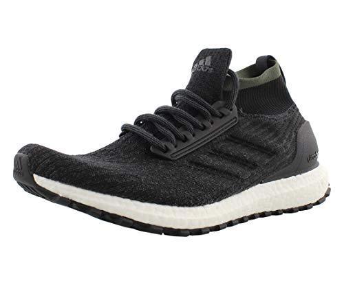 adidas Men's Ultraboost All Terrain Running Shoe, Carbon/Black/White, 11.5 UK