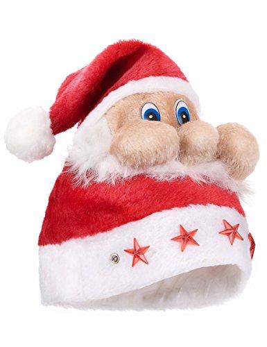 Generique - Bonnet de Père Noël Lumineux